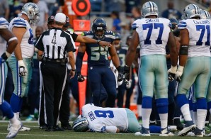 Say It Ain't So: Tony Romo is Out 6-10 Weeks After MRI Reveals a Broken Bone in his Back
