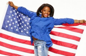 USA Gold Medal Winner Simone Biles Named Team USA's Flag Bearer For the 2016 Rio Olympics Closing Cermony