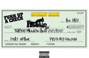Hoolie Gu – F*ck Up A Check Ft. Spank (Prod. By Velous)
