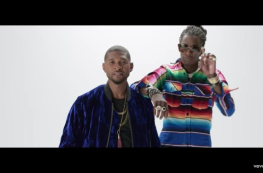 Usher x Young Thug – No Limit (Video)
