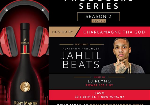 Jahlil Beats x Rémy Producers Final Qualifier Event In NYC