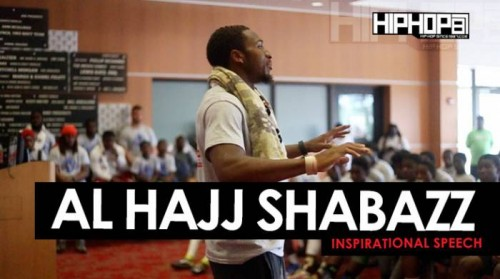 al-hajj-shabazz-500x279 Al-Hajj Shabazz of The Pittsburgh Steelers Inspirational Speech at Sharrif Floyd's Football Camp In Philly