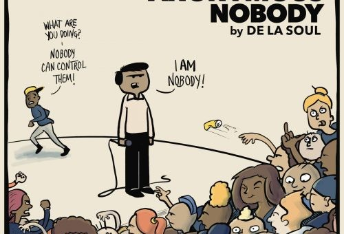 De La Soul – and the Anonymous Nobody (Album Stream) + Breakfast Club Interview (Video)