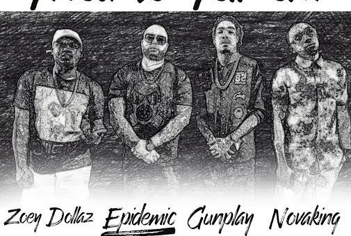 Epidemic – Tried To Tell Em Ft. Zoey Dollaz & Gunplay