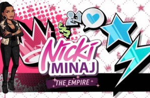 Nicki Minaj Releases Trailer To New Video Game