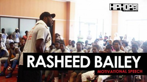 rasheed-bailey-500x279 Rasheed Bailey of The Jacksonville Jaguars Motivational Speech at Sharrif Floyd's Football Camp In Philly