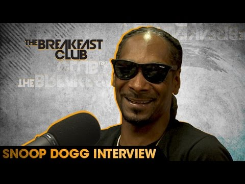 sd Snoop Dogg Talks Coolaid Album, Ending Beef W/ Suge Knight, Show W/ Martha Stewart & More W/ The Breakfast Club (Video)