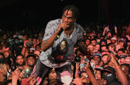 Travi$ Scott – Black Masses