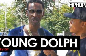Young Dolph Talks His New Project 'Rich Crack Baby', His 'Royalty' Tour, Dolph x Pink Dolphin & More with HHS1987 (Video)