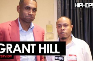 Atlanta Hawks Vice Chair/ NBA Great Grant Hill Talks the Atlanta Hawks 2016-17 Season, Dwight Howard, Dennis Schroder, Staying True To Atlanta & More with HHS1987 (Video)