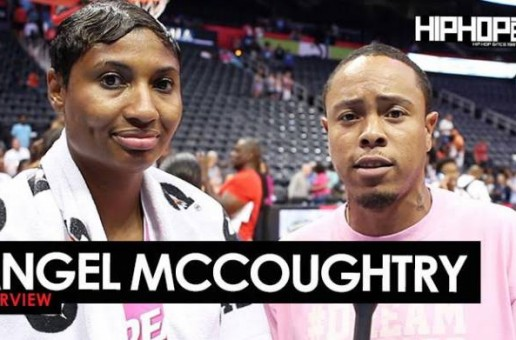 Angel McCoughtry Talks the 2016 Rio Olympics & Second Half of the 2016 WNBA Season + Atlanta Dream vs. Connecticut Sun Recap (Video)