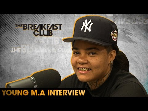 yma Young M.A. Talks Being A Gay Rapper, 50 Cent, Dr. Boyce Watkins & More W/ The Breakfast Club (Video)