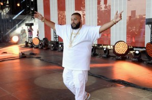 DJ Khaled Hits the Rocky Stage During Day Two of Budweiser's 2016 Made in America Festival (Photos & Video)