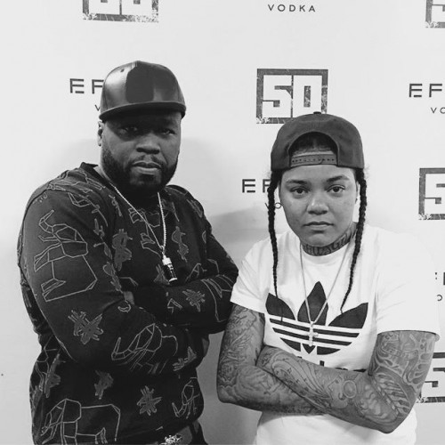 "50-500x500 50 Cent Drops His Own ""OOOUUU"" Freestyle"