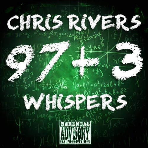 "973-500x500 Chris Rivers feat. Whispers - 97+3 (freestyle) & ""The Red Door"" Mixtape"