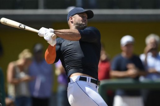 Tim Tebow Has Agreed to a MLB Minor League Deal with the New York Mets