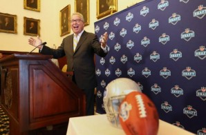 The 2017 NFL Draft Will Take Place Live From Philadelphia