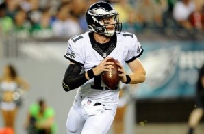 The Philadelphia Eagles Name Rookie QB Carson Wentz Their Week 1 Starter