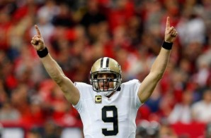 Drew Brees & the New Orleans Saints Agree on a 1 Year Extension; $44 Million Over the Next 2 Seasons