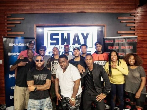 CswXe2HXEAAt8c7-500x374 SunNY x John John Da Don - Sway In The Morning Friday Fire Cypher Freestyle: ATL Edition (Video)