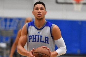 Unreal: Philadelphia 76ers Rookie Ben Simmons Has a Fractured Foot; Out Indefinitely