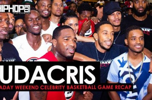 Rick Ross, Matt Barnes, Andre Drummord, Wale & More Join Ludacris for the 11th Annual Ludaday Celebrity Basketball Game (Recap)