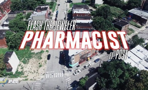 Flash The Jeweler – Pharmacist Ft. Post (Video)
