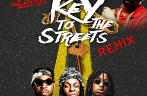 YFN Lucci – Key To The Streets (Remix) Ft. Lil Wayne, 2 Chainz & Quavo