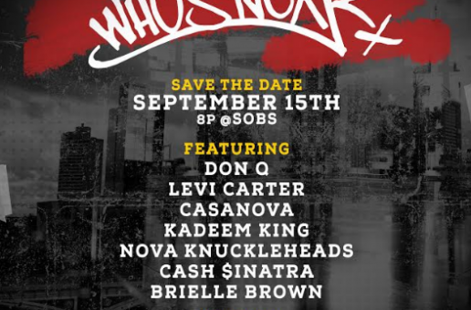 "Hot 97 Delivers Another ""Who's Next"" Live Show At SOB's Thurs. 9/15"