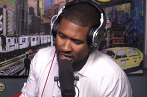 Usher Freestyles PartyNextDoor Collaboration