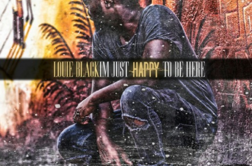 Louie Black – I'm Just Happy To Be Here