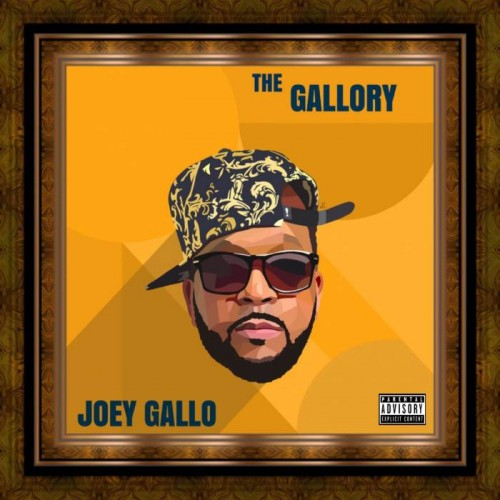 The-Gallory-Front-Cover-500x500 Joey Gallo - The Gallory (Album)