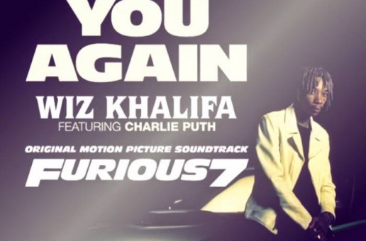 "Wiz Khalifa's ""See You Again"" Becomes Second Video To Cross 2 Billion View Mark On YouTube!"