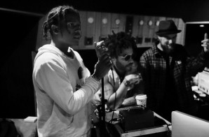 A$AP Rocky Is Working On Third Studio Album