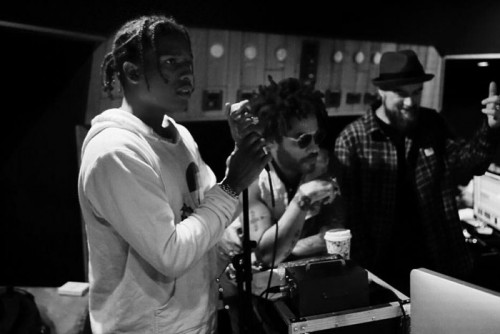 asap-rocky-lenny-kravitz-jim-jonsin-500x334 A$AP Rocky Is Working On Third Studio Album