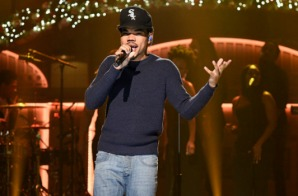 Chance The Rapper Will Perform At White House Christmas Tree Lighting
