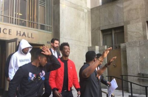 NYPD Drop Gun & Drug Charges Against Desiigner