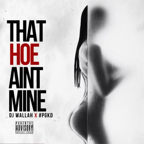 djwallah-1-500x500 DJ WALLAH - THAT HOE AINT MINE ft. #PGKD