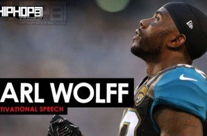 Earl Wolff (Formerly of the Jacksonville Jaguars) Motivational Speech at Sharrif Floyd's Camp