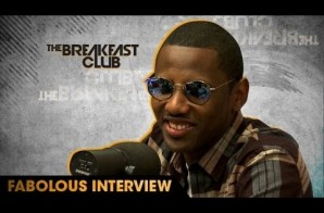 Fabolous Returns To The Breakfast Club (Video)