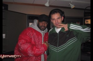 Ghostface Killah, Cappadonna, & Jeru Da Damaja – Tim Westwood '96 Freestyle