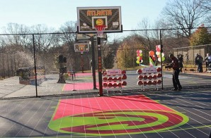 True To Atlanta: The Atlanta Hawks Foundation Will Reveal New Outdoor Courts at Gresham Park on September 10th