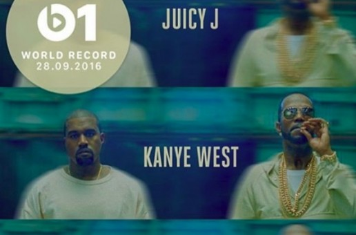 Juicy J x Kanye West – Ballin