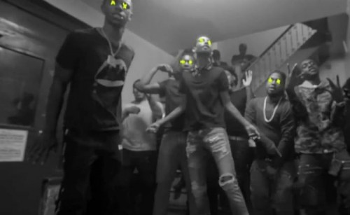 pnb-500x307 PnB Rock - Bet On It Ft. A Boogie (Video)