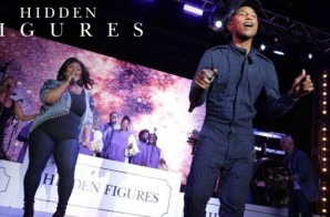 "Kim Burrell & Pharrell Williams Perform ""I See A Victory"" From the Upcoming Film ""Hidden Figures"" (Video)"