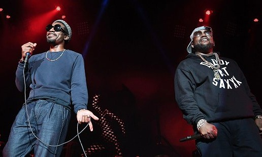 "Outkast Performs ""The Whole World"", ""So Fresh, So Clean"" & More in Atlanta at One Music Fest 2016 (Video)"