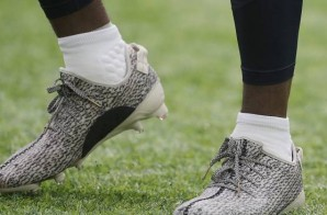 Starting Off On The Wrong Foot: Texans WR DeAndre Hopkins Gets Fined for Wearing Adidas Yeezy Cleats