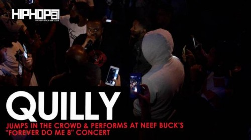 "quilly-fdm8-crowd-500x279 Quilly Performs In The Crowd at Neef Buck's ""Forever Do Me 8"" Concert (HHS1987 Exclusive)"
