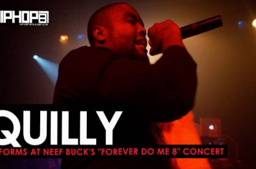 "Quilly Performs at Neef Buck's ""Forever Do Me 8"" Concert (HHS1987 Exclusive)"