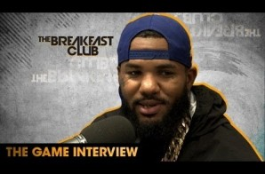 "The Game Talks Meek Mill, Album ""1992"", 50 Cent & More On The Breakfast Club (Video)"
